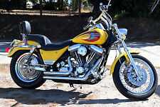Harley FXR Vance & Hines exhaust Short Shots FXRP FXR4 2000 FXRS FXRD EPS20109