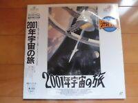 Stanley Kubrick 2001: A SPACE ODYSSEY Japanese LASER DISC  japan #7