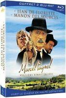 Coffret Blu Ray : Marcel Pagnol Jean de Florette + Manon des sources - NEUF