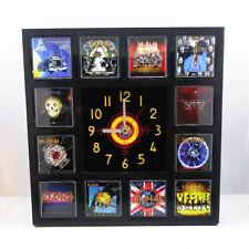 Def Leppard Rock Band Wall Clock