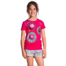 MODA T-shirt da bambina Desigual modello AEL- 50T30B4-3022-4