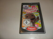 PLAYSTATION PORTABLE PSP LITTLE BIG PLANET PLATINUM []