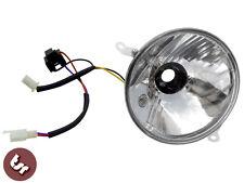 VESPA PX/PE Replacement Front Light Headlight/Reflector Unit Quality Fiem Brand