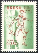 Brazil 1958 Football World Cup Championships Winners/Sport/WC/Games 1v (n24596)