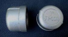 """STAINLESS STEEL END CAP 1"""" NPT PIPE EC-100"""