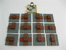 Lego 3862 Harry Potter Hogwarts Replacement Pieces Parts - Floor Walkway Halls