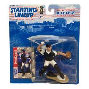 Kenner Starting Lineup Jason Kendall 1997 Figure Baseball Pittsburgh Pirates MLB