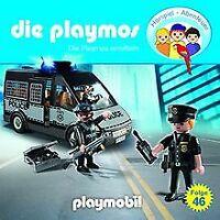 Die Playmos / Folge 46 / Die Playmos ermitteln von Playmos... | CD | Zustand gut