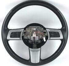 Mazda MX-5 MK3 leather steering wheel cruise control. MFSW. Genuine OEM. SUPERB!