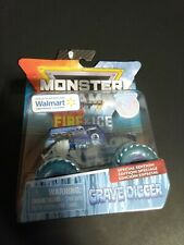 Monster Jam Grave Digger FIRE AND ICE ** BRAND NEW SEALED **