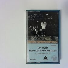 IAN DURY Cassette Demo Tape - New Boots and Panties! Demonstration Only