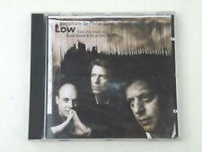 PHILIP GLASS - LOW SYMPHONY - DAVID BOWIE & BRIAN ENO - CD POINT 1993 - NM/NM
