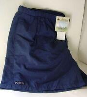 COLUMBIA Navy Blue Whidbey Swim Suit Trunks Swimwear Mens size XXL NWT NEW