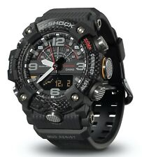 Casio G-Shock * GGB100-1A Mudmaster Quad Sensor Bluetooth Carbon Core Watch