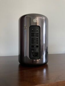 Apple Mac Pro 2013 A1481 6-core Xeon/ 32GB RAM / 1TB SSD
