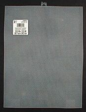 7 Mesh Clear Plastic Canvas 3 Sheets by Darice 10.5 x 13.5 Inches