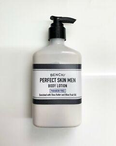 Body Lotion for Men by Bench Perfect Skin Men - Paraben Free - 9.52 oz