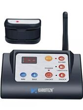 New listing Karotezh Wireless Dog Fence for Pets