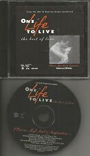 Righteous Brothers BILL MEDLEY & DARLENE LOVE Soul & inspiration PROMO CD single