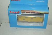WAGON COUVERT POUR TRANSPORT BETAIL SNCF JOUEF HORNBY BOITE HJ6140 TRAIN HO NEUF
