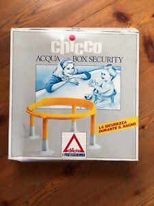 CHICCO Acqua Box security seggiolino per bagnetto