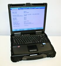 Getac B300-X Rugged Core i7 2GHz 4GB RAM Backlit Keyboard Laptop w battery B300X