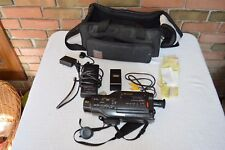 Vintage Sharp camcorder Vl-niu Accessories Tested Working Parts Repair Restore