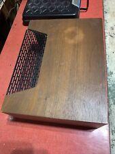 Klh Model 16 Amplifier Wood Case