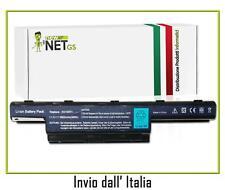 BATTERIA PER Acer TravelMate 8572TG TM8572TG Serie 10.8-11.1V 8800mAh 0975