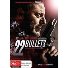 22 BULLETS Jean Reno DVD NEW