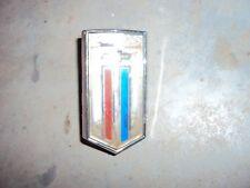 78-79-80-81 CAMARO TAIL LIGHT GAS DOOR EMBLEM #1