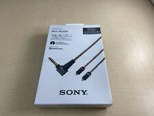 SONY re cable / headphone cable 1.2 m 5 pole balanced standard plug MUC-M12SB1