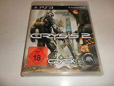 PlayStation 3  PS3  Crysis 2  USK 18 (2)