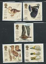 GB 1996 - Wildfowl & Wetland Trust - set - very fine used