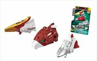 Bandai Power Rangers Goseiger Gosei Header Skyick Skyic Brother Set