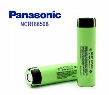 Panasonic NCR18650B Rechargeable Li-ion Battery