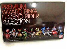 Kamen Rider Wizard Premium Wizard Ring Legend Rider Selection Bandai F/S