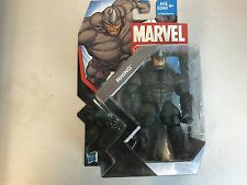 "Marvel Universe Rhino 3.75"" Action Figure Series 5 003 New Spider-Man"