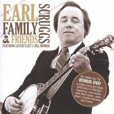 His Family & Friends by Scruggs, Earl