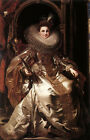 Oil painting Peter Paul Rubens - Noblelady Portrait of Maria Serra Pallavicino