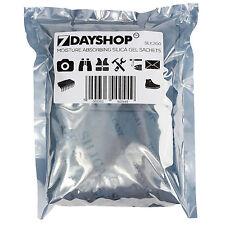 10 x sachets 50g paquetes de gel de sílice desecante de absorción de humedad paquetes bolsas