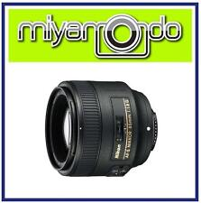 Nikon AF-S 85mm f/1.8G Lens (Nikon M'sia Warranty)