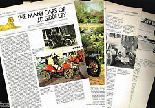 vintage SIDDELEY Cars/Auto Article / Photo's / Pictures: SAPPHIRE,