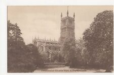 Cirencester Church from Abbey Grounds Postcard, A789