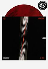 The Strokes- First Impressions of Earth Red Vinyl Newbury Comics Sealed Mint RSD