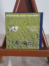 Discovering Dutch Ensembles: New on the Scene Rare Import *Like New*