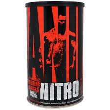 Universal Nutrition Animal Nitro 30 44 Packs Essential Anabolic Amino Acid BCAA