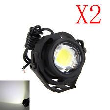 2pcs 30W LED20W Round Spot Work Light Driving Fog LED Lamp ATV SUV 12V Lights