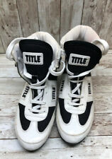 Title Boxing Mid-Length Boxing Shoes Mens Us Size 5 Fits Women Us 6.5 ( Uk 4 )