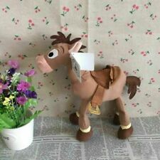 "Toy Story Plush Stuffed Bullseye 10"" Woody Jessie Horse Cute Doll Kids Toy Xmas"
